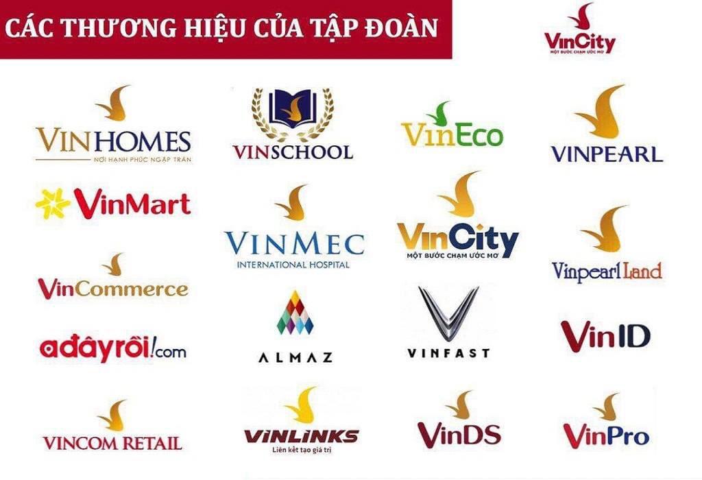 Tập đoàn Vingroup cực kỳ nổi tiếng và vững mạnh