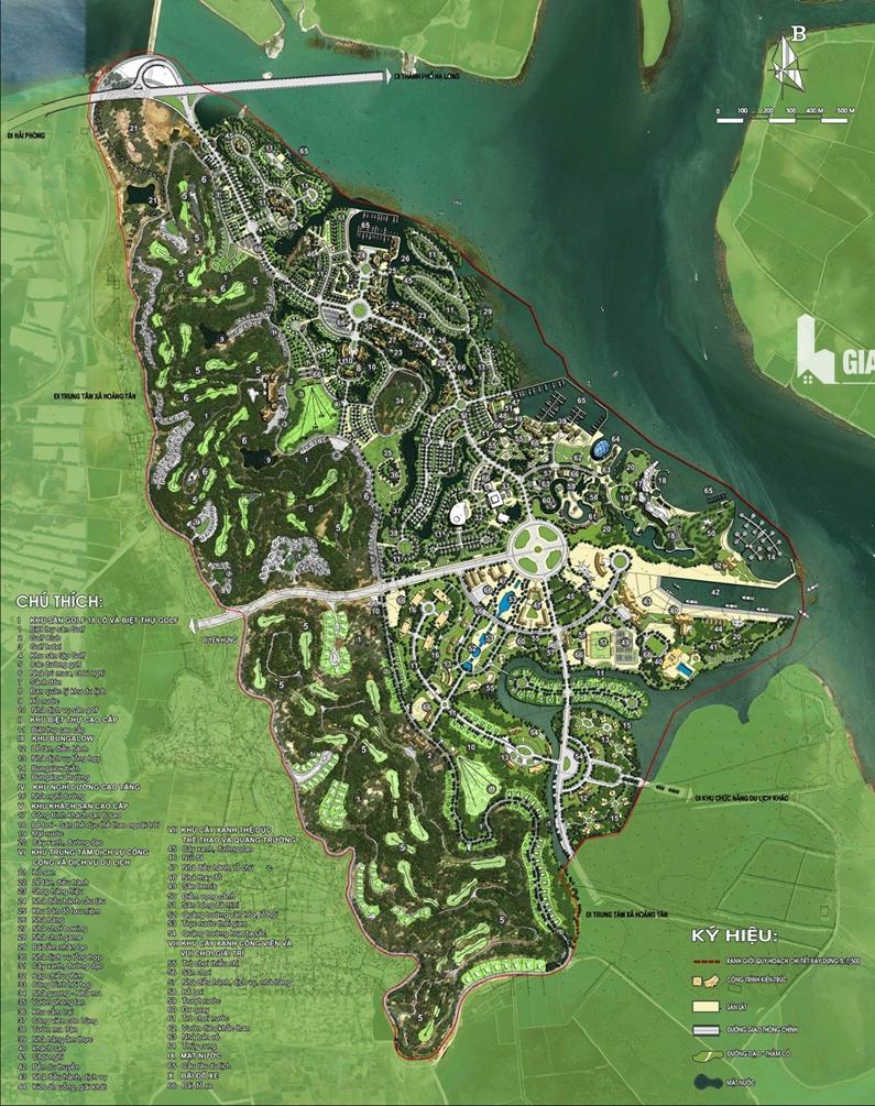 Dự án Vinhomes Hạ Long Green – Nơi hội tụ tinh hoa