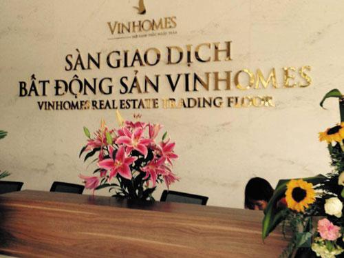 Chủ đầu tư dự án khu đô thị Hạ Long Xanh- tập đoàn Vingroup