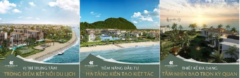 Không gian dự án Sun Grand City Hạ Long
